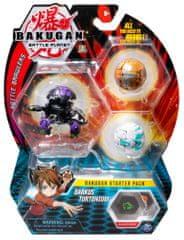 Bakugan Štartovacia sada 3 ks Darkus Turtonium