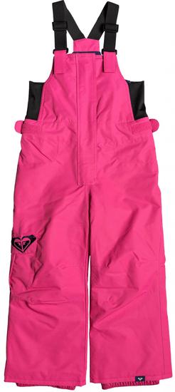 ROXY dievčenské zimné nohavice Lola 92 ružová