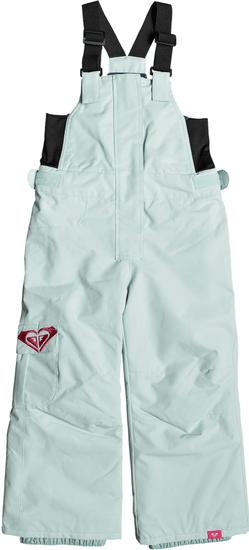ROXY dievčenské zimné nohavice Lola 122 modrá