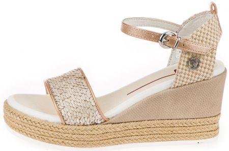 U.S. Polo Assn. ženske sandale Cefalonia, 36, bež