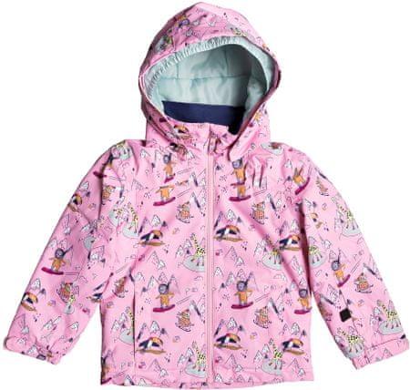 Roxy dekliška bunda Mini Jetty, 92, roza
