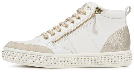 Geox dámská kotníčková obuv Leelu D94FFG 08554 36.0 svijetlo krem