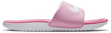 Nike klapki dziewczęce Kawa 35 różowy