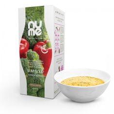 NuMe Dietní polévka s kolagenem zelenina ze zahrádky 6 porcí