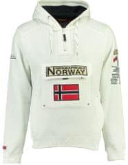 Geographical Norway pánska mikina Gymclass