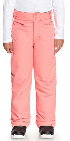 ROXY dievčenské nohavice Backyard 170 ružová