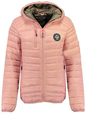 Geographical Norway Bambway ženska bunda, M, svetlo roza