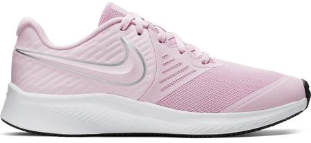 Nike dievčenské tenisky Star Runner 2 35,5 svetloružová