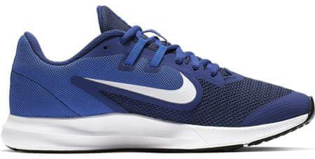 Nike dětské tenisky Downshifter 9 35,5 modrá