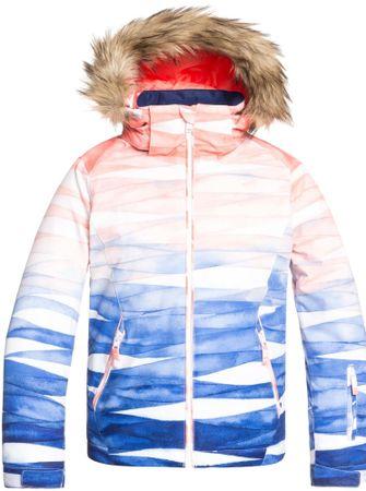 Roxy dekliška bunda Jet Ski, 140, večbarvna