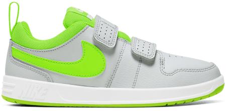 Nike Pico 5 fantovski športni copati, 31,5, sivi