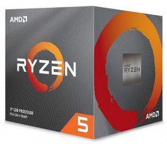 AMD Ryzen 5 3600X, Wraith Spire hladilnik, 95 W procesor