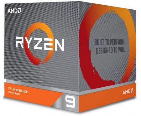 AMD Ryzen 9 3900X, Wraith Prism hladnjak, 105 W procesor