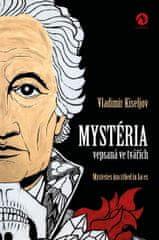 Kiseljov Vladimír: Mystéria vepsaná ve tvářích / Mysteries inscribed in faces