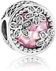 Pandora Luksusowe Bead Daisy Meadow 792055PCZ srebro 925/1000