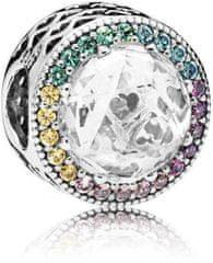 Pandora Srebrny koralik 791725 CZ MX srebro 925/1000
