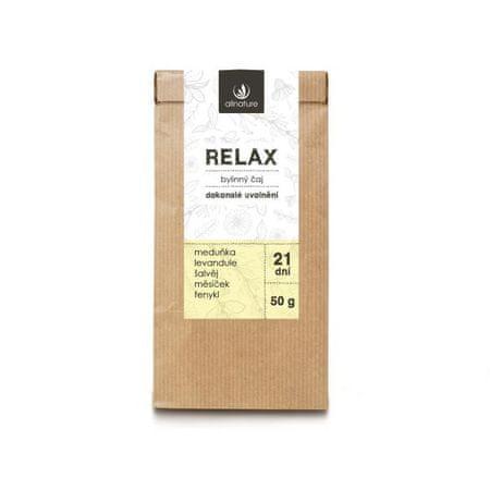 Allnature herbata ziołowa relaksująca 50 g