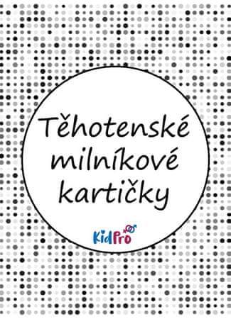 KidPro Těhotenské milníkové kartičky