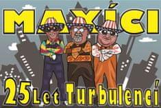 Maxíci: 25 let Turbulencí (2x CD) - CD
