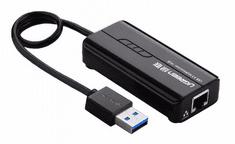 Ugreen USB 3.0 hub, 3× USB-A + RJ45