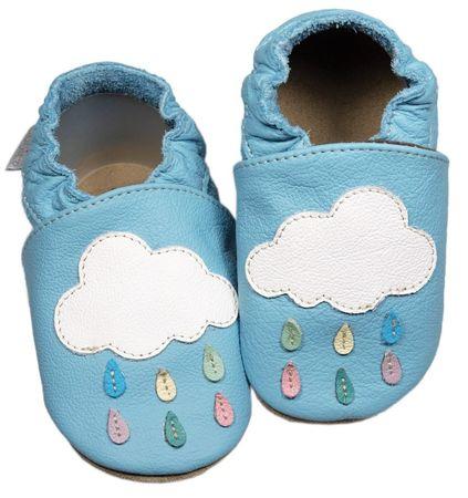 baBice gyerek papucs felhővel 16.5 kék