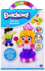 Spin Master zestaw fosforescencyjny Bunchems - Księżniczka
