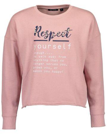 Blue Seven Respect dječja majica, 140, roza