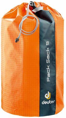 Deuter Pack Sack 5 športna vreča, oranžna