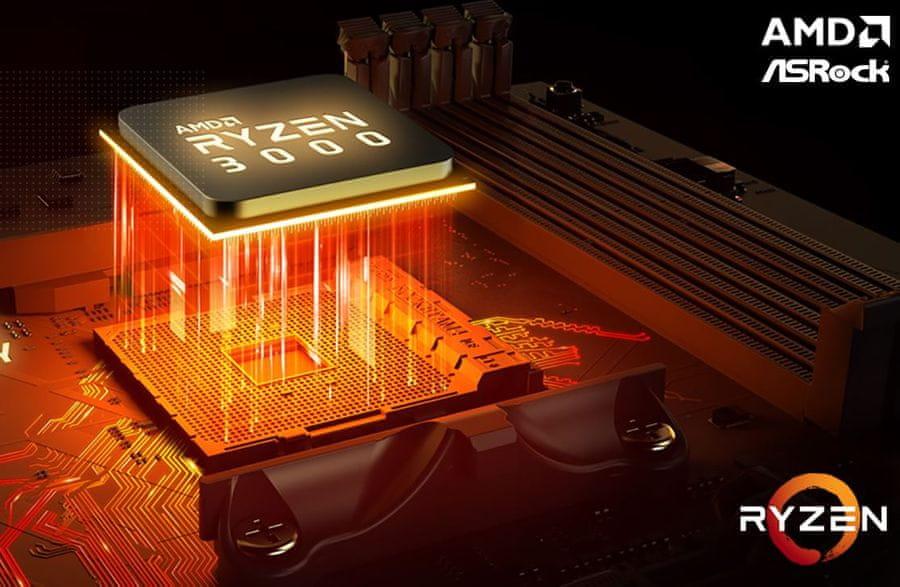Osnovna plošča X570 Phantom Gaming 4