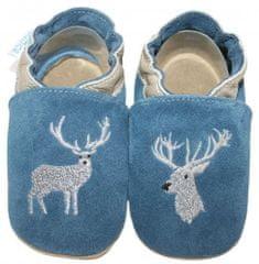 baBice dječje papuče s motivom jelena