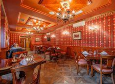 Allegria 4chodové degustační menu na zámku Praha