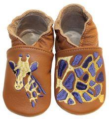 baBice dječje papuče sa žirafom