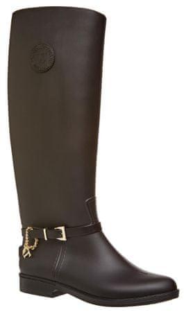 Trussardi Jeans kozaki damskie 79A00409-9Y099999, 36 czarne