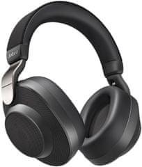 Jabra Elite 85h bežične slušalice, crne