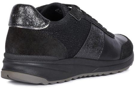 Geox női sportcipő Airell 37 fekete
