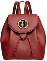 Trussardi Jeans 75B00840-9Y099999 ženski nahrbtnik, rdeč