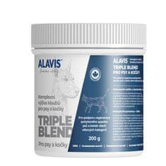 Alavis odżywka Triple Blend dla psów i kotów 200 g