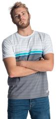 Rip Curl koszulka męska The Staple S/S Tee