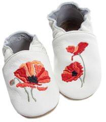 baBice papuče za djecu s motivom maka