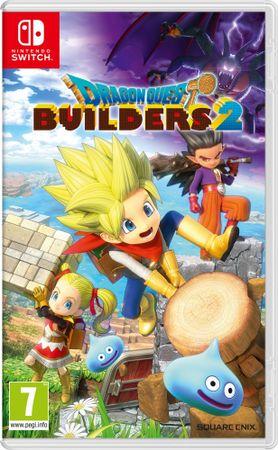 Square Enix Dragon Quest Builders 2 igra (Switch)