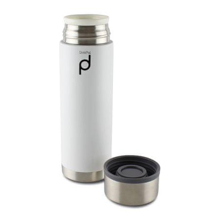Pioneer DrinkPod termosz fehér, 350 ml