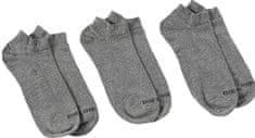 Diesel trojité balení unisex ponožek Gost