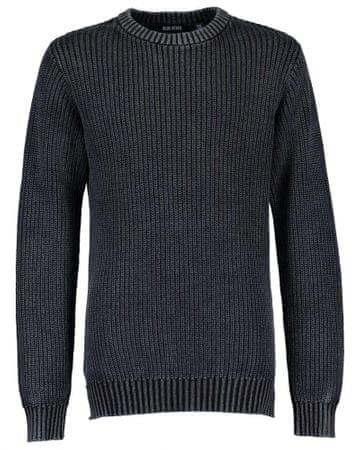 Blue Seven chlapecký svetr 176 černá
