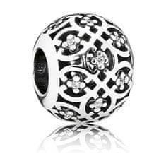 Pandora Ezüst gyöngy 791295CZ ezüst 925/1000