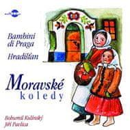 Bambini di Praga, Hradišťan: Moravské koledy - CD