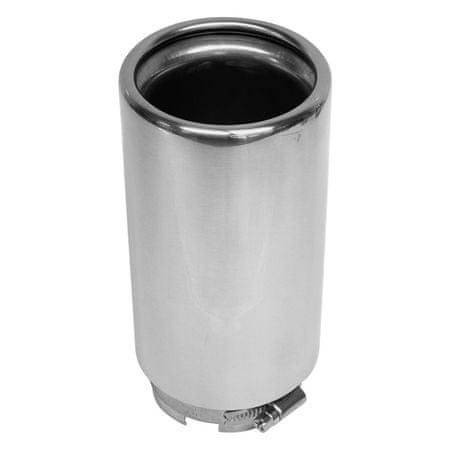 CarPoint končnik izpuha inoks, raven 55 - 66 mm