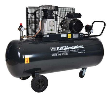 REM POWER E 401/9/100 klipni kompresor