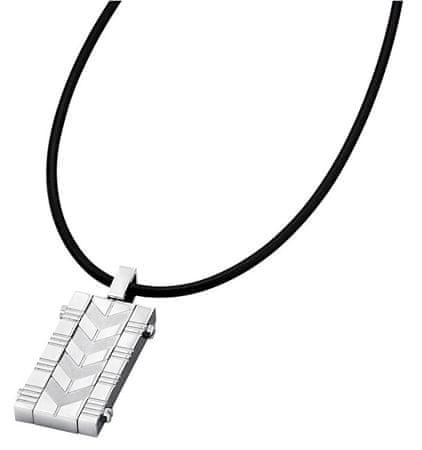 Lotus Style Moška stilska ogrlica LS1729-1 / 1