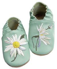 baBice papuče za djecu s cvijetom