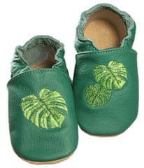 baBice dětské capáčky s palmovými listy